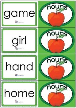 Flashcards - Common Nouns