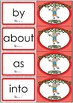 Flashcards - Common Prepositions