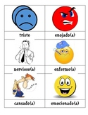 Flashcards: Emociones y sentimientos