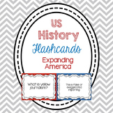 Flashcards- Expanding America and The Progressive Era