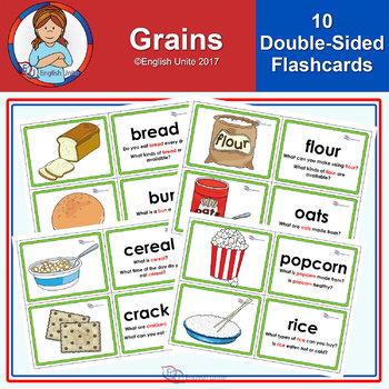 Flashcards - Grains