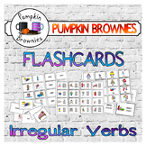 Flashcards: Irregular Verbs