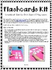 Flashcards Kit - Compatible with Teach Your Child to Read in 100 Easy Lessons