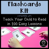Flashcards Kit - Compatible with Teach Your Child to Read
