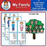 Flashcards - My Family
