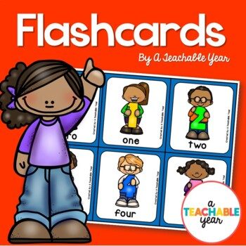 Flashcards- Numbers 0-10