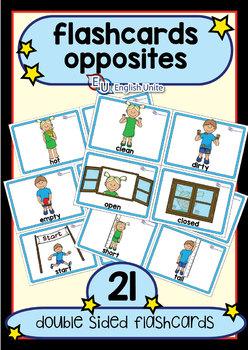Flashcards – Opposites/Antonyms