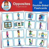 Flashcards – Opposites/Antonyms