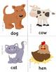 Flashcards - Pet & Farm Animals