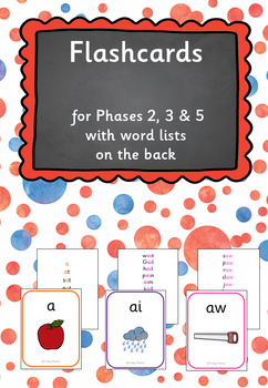 Flashcards (Phases 2,3&5)