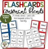 Flashcards Phonics Consonant Blends L