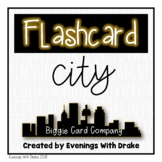 PrePrimer Sight Words (Large Sized) Flashcards