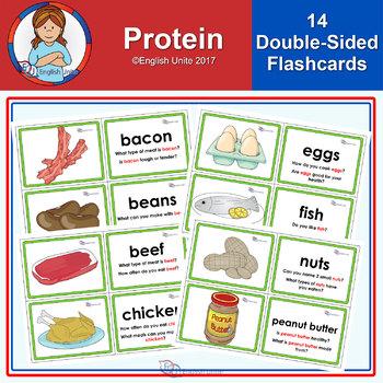 Flashcards - Protein