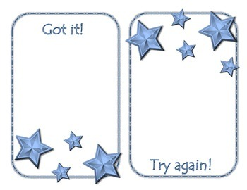 Flashcards Scoreboard