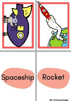 Flash Cards: Space