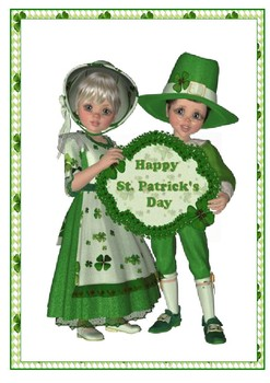 Flashcards St. Patrick's Day
