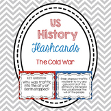 Flashcards-The Cold War