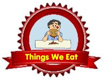 Flashcards : Things We Eat