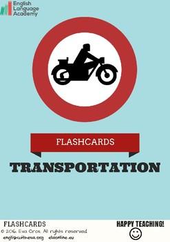 Flashcards -Transportation