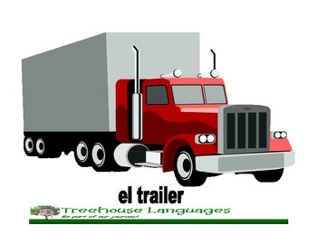 Flashcards: Transportes-transportations
