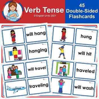 Flashcards – Verb Tense