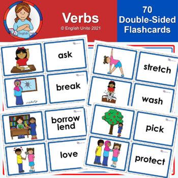 Flashcards - Verbs
