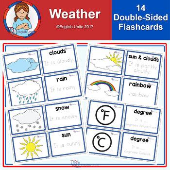 Flashcards - Weather