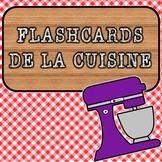Flashcards de la Cuisine
