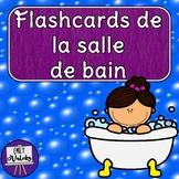Flashcards de la salle de bain (Bathroom Flashcards)