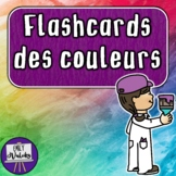Flashcards des couleurs (French Color Flashcards)