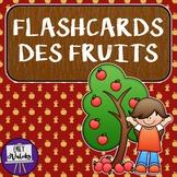 Flashcards des fruits