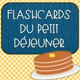 Flashcards du petit déjeuner
