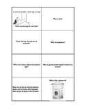 Flashcards for 3rd Grade Unit 5 Science Fusion: Heat Sources