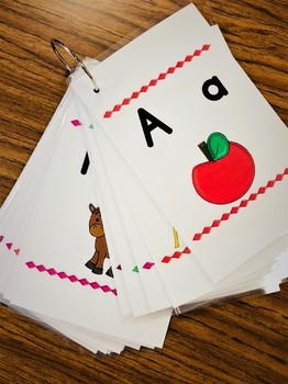 """Dr. Jean Flashcards for the YouTube ABC Song """"Who Let the Letters Out?"""""""