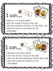 Flashcards for Fountas & Pinnell High Frequency Words {100} - Bear/Bee Themed