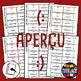 Flashcards to teach French/FFL/FSL: Verbe Pouvoir/To can