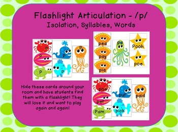 Flashlight Articulation