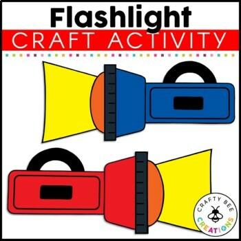 Flashlight Cut and Paste