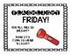 Flashlight Friday & Mechanical Pencil Monday