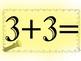 Flashlight Friday Sight words and Math