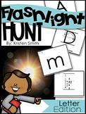 Flashlight Hunt- Letter Edition