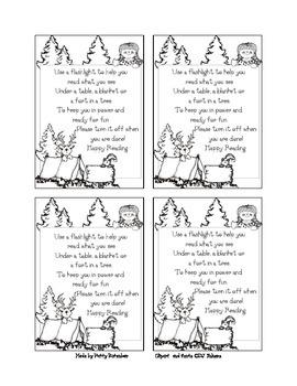 Flashlight Poem - Free!