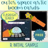 Flashlight Search I Spy Articulation Boom Cards™ R Initial