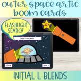 Flashlight Search I Spy Articulation Boom Cards™ L Blends