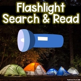 Flashlight Search for Sight Words