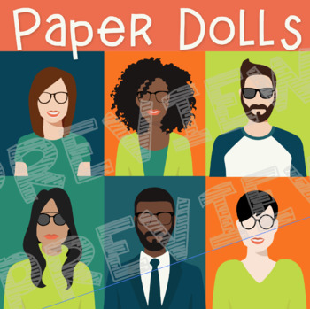 Paper Dolls Volume I