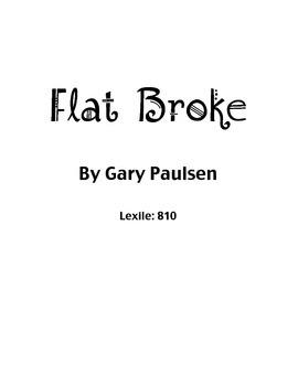 Flat Broke Book unit