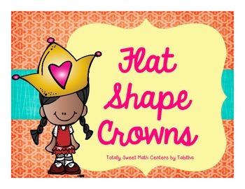 Flat Shape Crowns