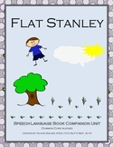 Flat Stanley Speech- Language Companion (Common Core Aligned)
