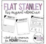 Flat Stanley #1 His Original Adventure {A Book Study Companion for K/1/2}
